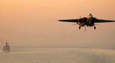 Carrier Mishap: Tailhook Failure