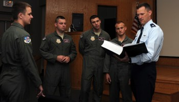 The Road to Wings (Part 4): AFROTC