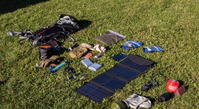 Three Essential Bug-Out-Bag Items