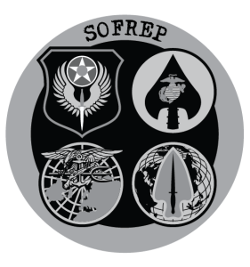 The SOFREP 300 coin
