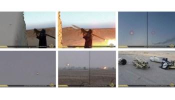 ISIS Downs Mi-35 Chopper Using MANPADS