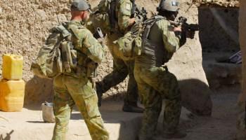 Australia's 2nd Commando Regiment Loses 'Little Brother' Moniker