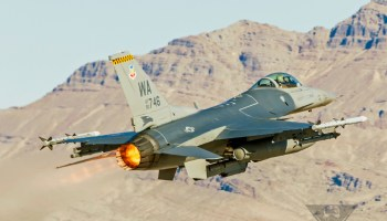 FighterSweep Teaser: The F-16C