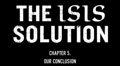 Chapter 5 – Our Conclusion