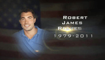 Our Fallen Heroes: Robert Reeves