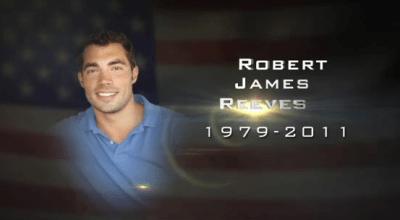 Our Fallen Heroes: Robert Reeves