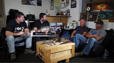 Episode 9: Navy SEAL Initiation Hazing