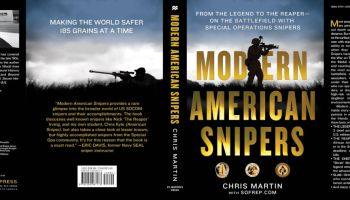 Chris Martin on Modern American Snipers