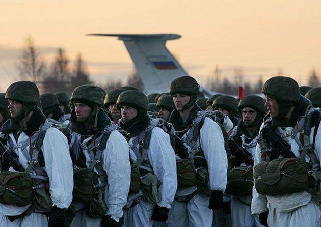 Russian Airborne