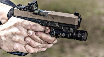 Trijicon Ruggedized Miniature Reflex: Tough Enough for Duty Carry