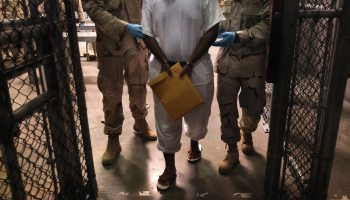 Smoke and Mirrors: Conspicuous Timing of GTMO Releases