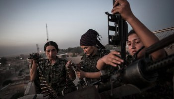 How America Can Help the Kurds Beat ISIS in Rojava