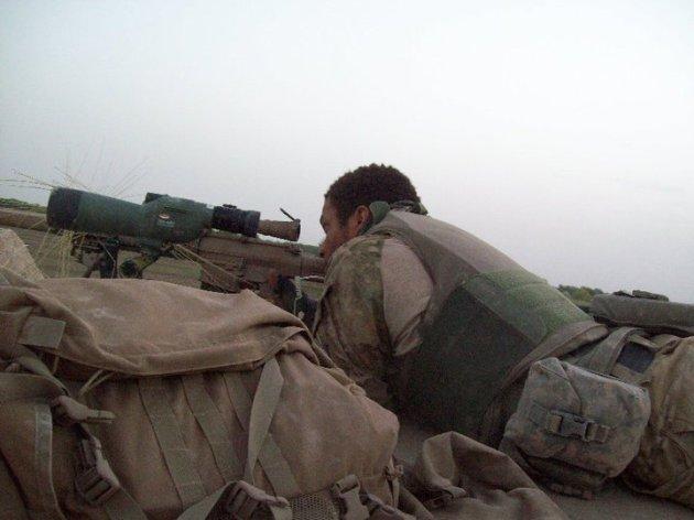 Nick Irving, Ranger Sniper
