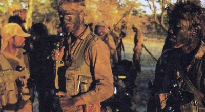 Rhodesia's D Squadron: The South African Connection (Pt. 1)