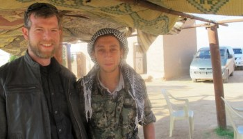 Rogue Kurdish YPG Member Scams U.S. Fighters for Cash