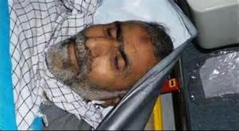 BG Hamid Taghavi, Killed in Iraq