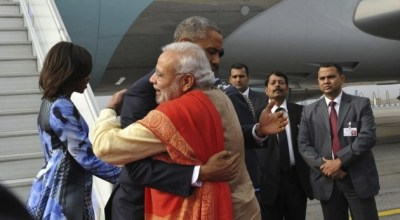 Obama is a Hindu! The U.S.-India Alliance