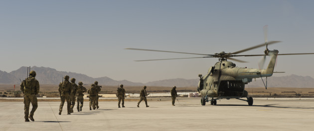 Operation Slipper - Special Operations Task Group