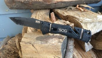 SOG Trident Elite: First Impressions