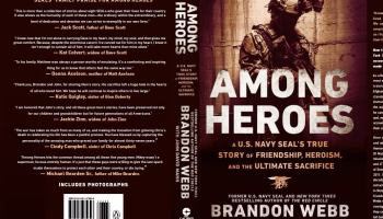 "Among Heroes: Navy SEAL Dave Scott ""Daredevil"""
