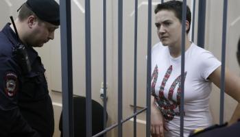 Nadiya Savchenko Kidnapped By Russians