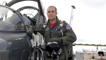 """In Memoriam: First Lieutenant David """"Jinxx"""" Mitchell"""