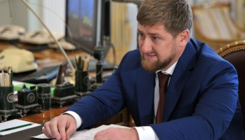 Kadyrov Expands Role of Chechen Special Forces