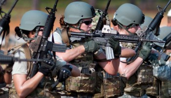 Will Women Help Meet Special Operations Recruiting Goals?