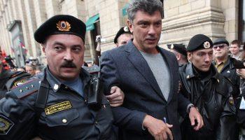 Boris Nemtsov Killed in Moscow