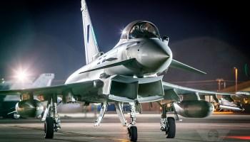 Milestone Monday: Eurofighter Typhoon First Flight