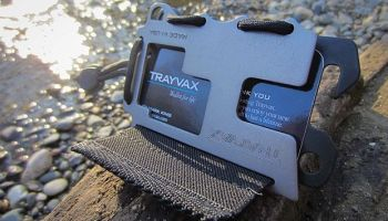 Trayvax Wallet: First Impressions