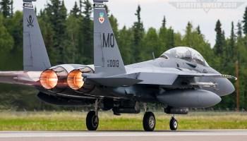 Burner Friday: Singapore AF F-15SG