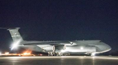 FRED22: 86 World Records For Lockheed C-5M SuperGalaxy