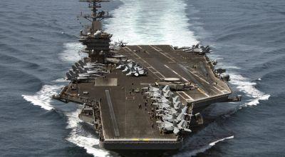 "The ""Big Stick"" Heads to Gulf of Aden"