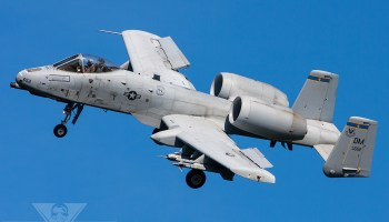 Operation Atlantic Resolve: A-10s to Romania