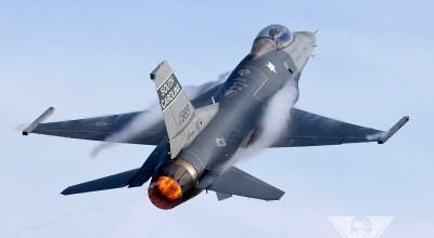 "Burner Friday: 157FS ""Swamp Fox"" F-16CJ"