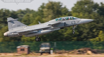 Hungarian Gripen Crash (UPDATE)
