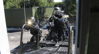 GIS and NOCS: Italy's Law Enforcement Counterterrorism Units