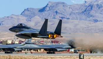 Burner Friday: MA ANG F-15C Eagle