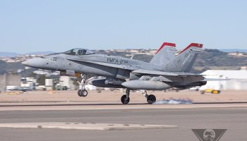 Breaking: Two F/A-18 Hornets Collide; Pilots Safe