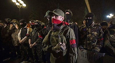 An Insurrection Out of Right Sector: Ukrainian Volunteer Unit Revolts Against Government