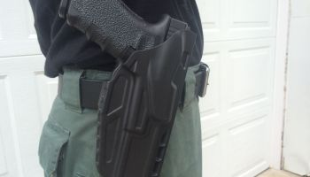 Safariland Concealment Holster