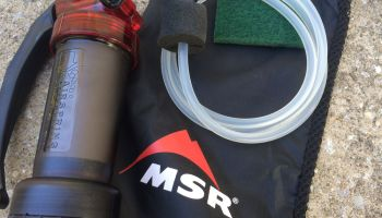 MSR MiniWorks Water Filter - Old Faithful