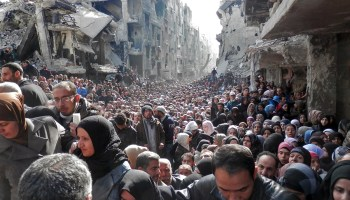 Australia Reserving Refugee Intake for Syrian Christians