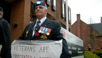 Canadian Veterans Battle for Pension Change as Elections Approach
