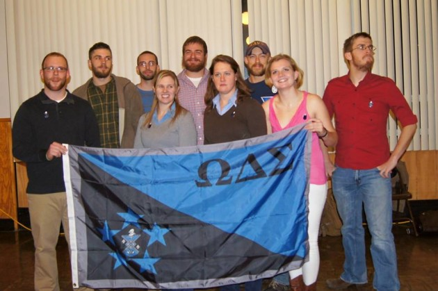 Join This College Fraternity Just for Veterans