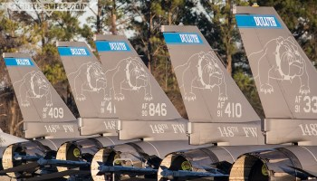 148th Fighter Wing Deploying 300 Airmen To RoK!