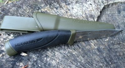 The Mora Companion: A Fixed-blade Knife for Any Budget