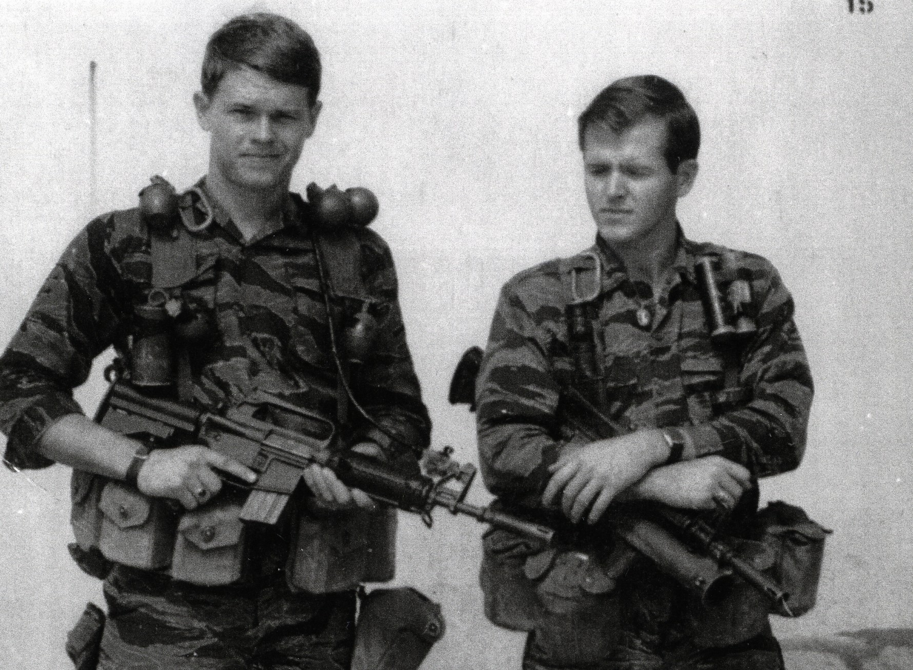 The Weapons And Gear Special Forces Recon Teams Carried In The Vietnam War Sofrep