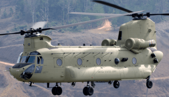 Milestone Monday: The CH-47 Chinook At 54!